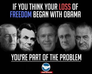 obama loss of freedom